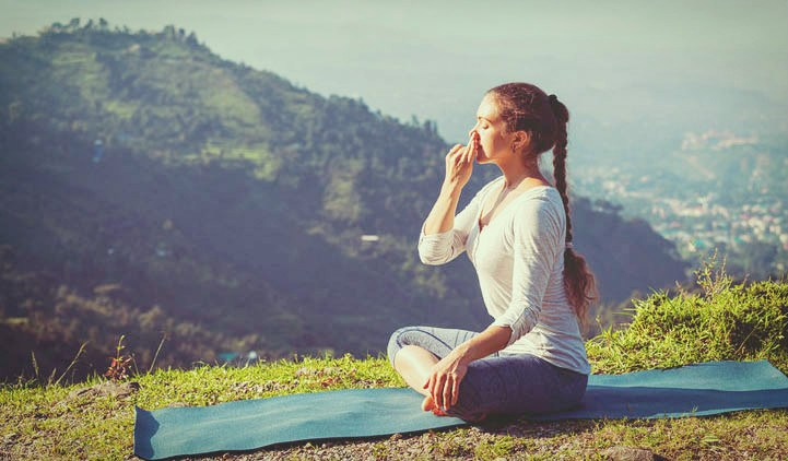 Pranayam Or Yogic Breathing To Focus Your Attention