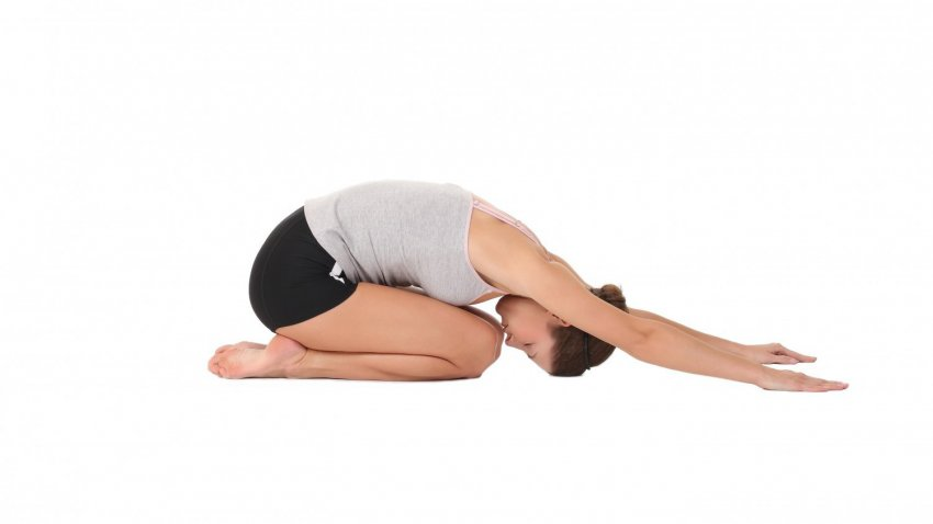 How To Do The Balasana (Pose Child's) en wat zijn de voordelen