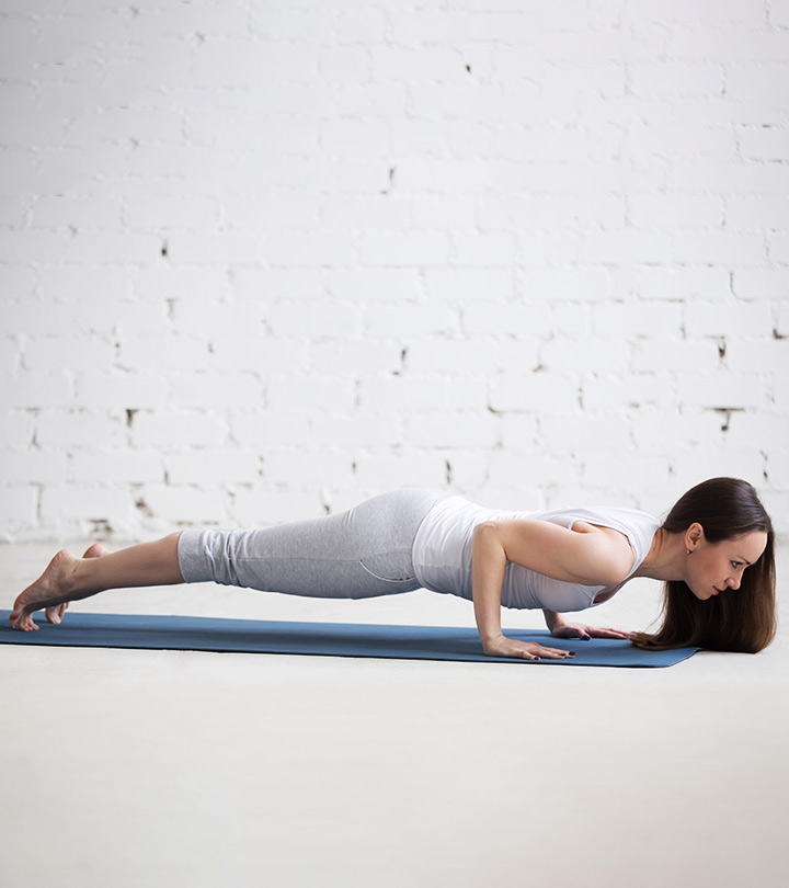 How To Do The Chaturanga Dandasana en wat zijn de voordelen