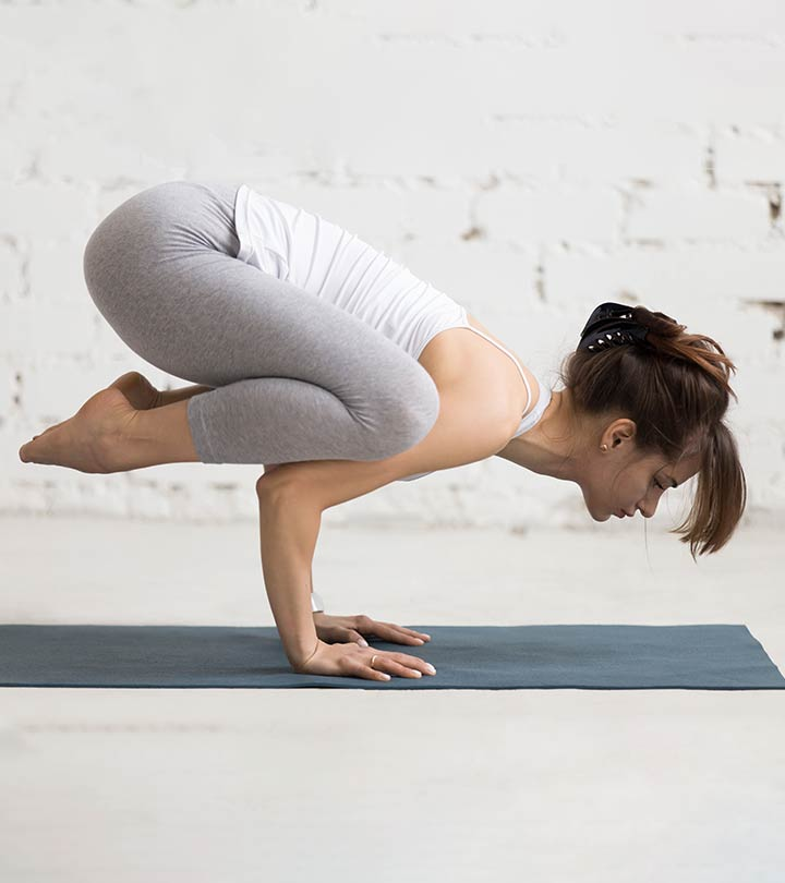 How To Do The Crow Pose/Bakasana And What Are Its Benefits