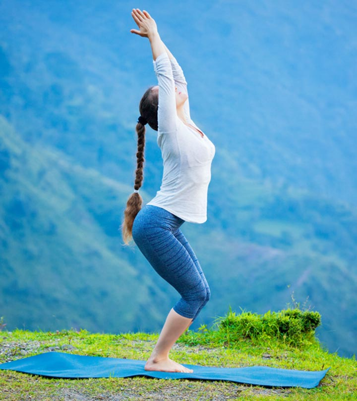 How To Do The Utkatasana And What Are Its Benefits