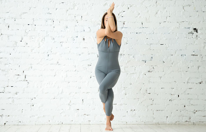 garudasana yoga for bipolar lidelse