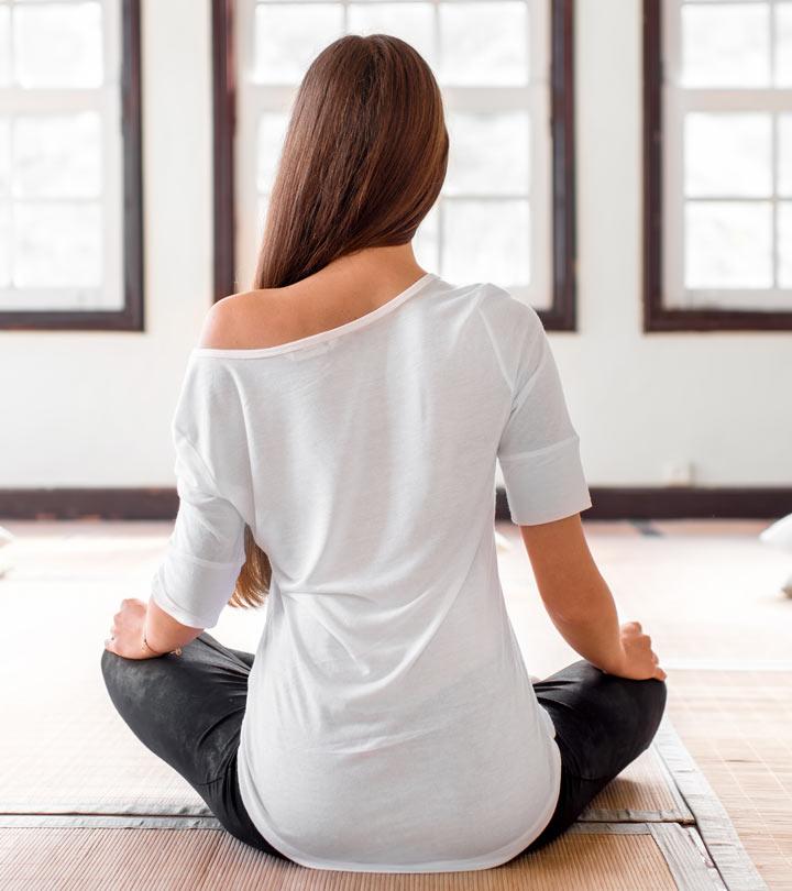 7 de yoga sentado poses que hará maravillas en su salud