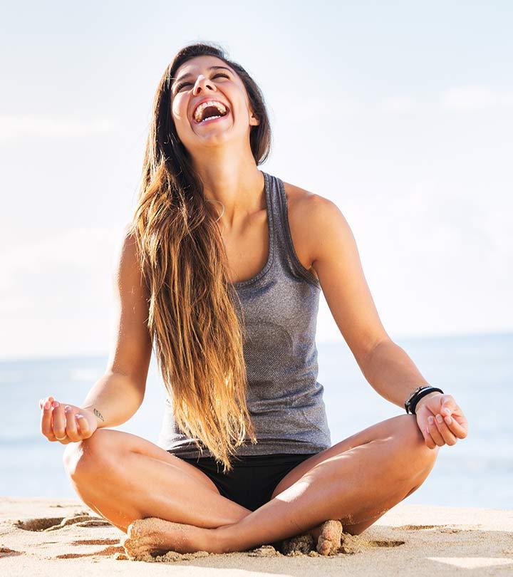 6 Amazing Jooga Asanat joka auttaa Nopeampi hiusten kasvua