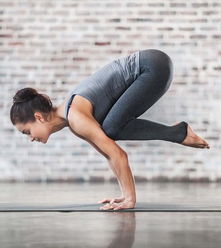 Ефективна йога Пози для нарощування м'язової маси