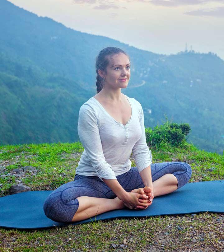 ¿Cómo deshacerse de las náuseas con yoga
