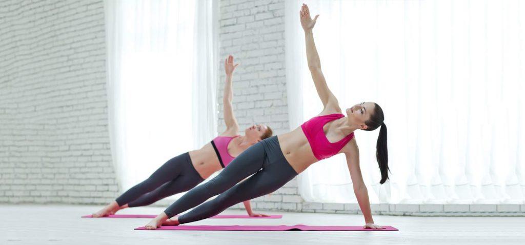 Yoga Vs.  Pilates - Quel est votre choix?