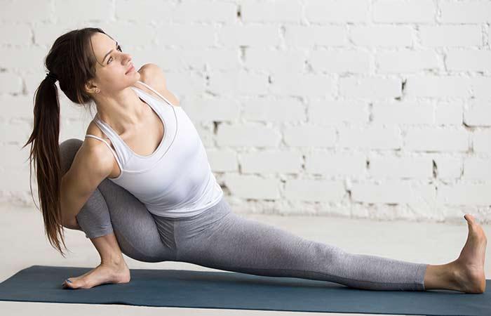 Vinyasa Yoga σας δίνει καρδιαγγειακά οφέλη
