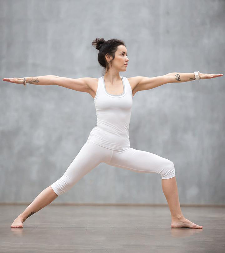 12 Yoga övningar för att få dina lår och höfter i Shape