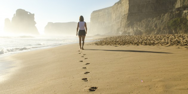 Walking meditacija - Kaj je to in kako to storiti?