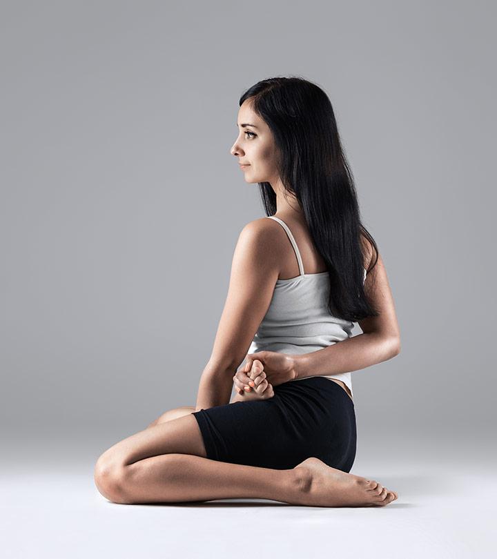 אסאנות יוגה הטובות ביותר לטפל ציסטות בשחלות