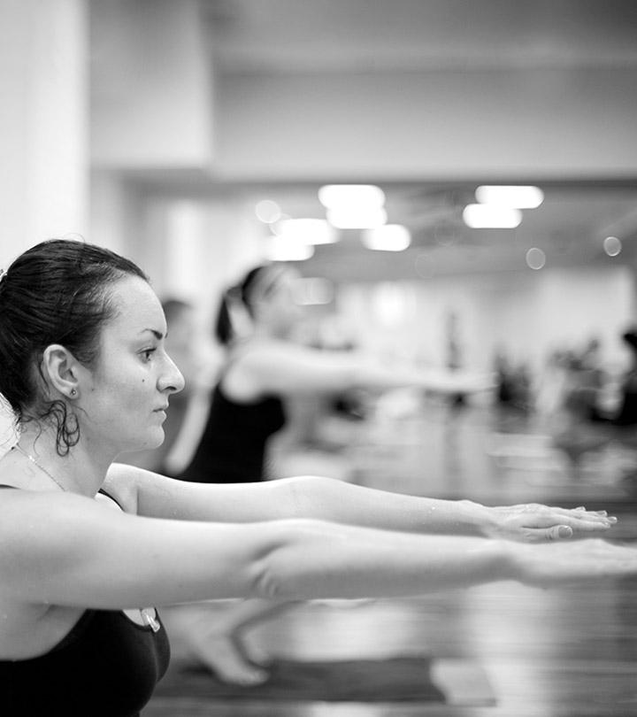 5 Hot Yoga plantea para la rápida pérdida de peso