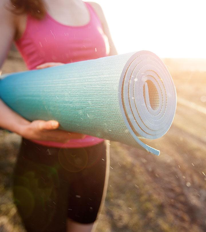 Hvordan man finder den rigtige yogamåtte