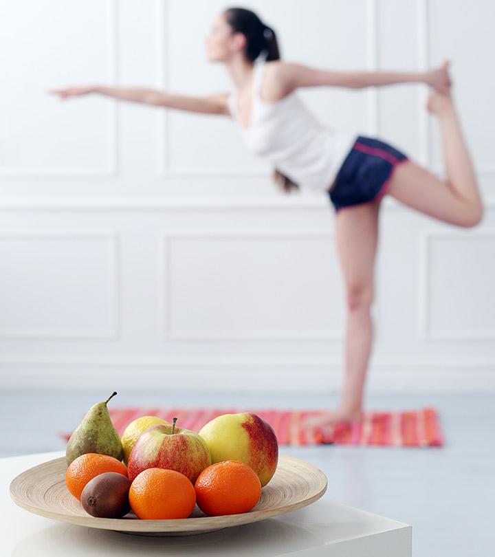 Какво трябва да яде Преди и след йога?