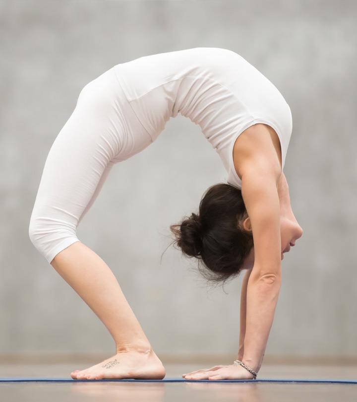 5 Ejercicios de yoga para deshacerse de los ojos hinchados
