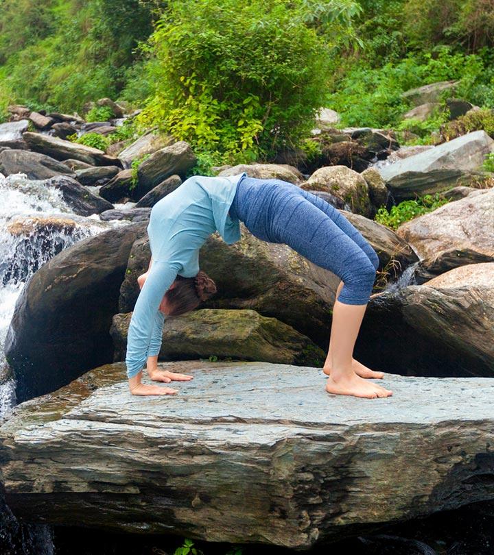 Bone Styrkelse Yogastillinger, der vil hjælpe med at helbrede osteoporose