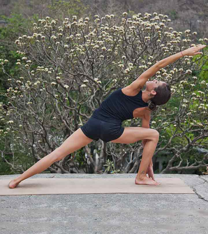 Как да направя Utthita Parsvakonasana и какви са ползите от нея