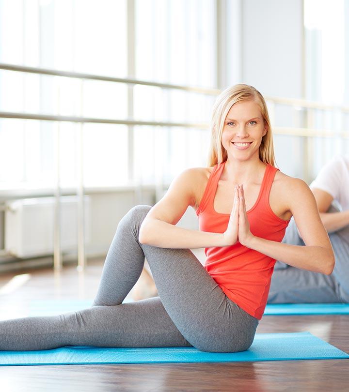 Yoga para la fertilidad - 9 poses que aumentará sus posibilidades de concepción