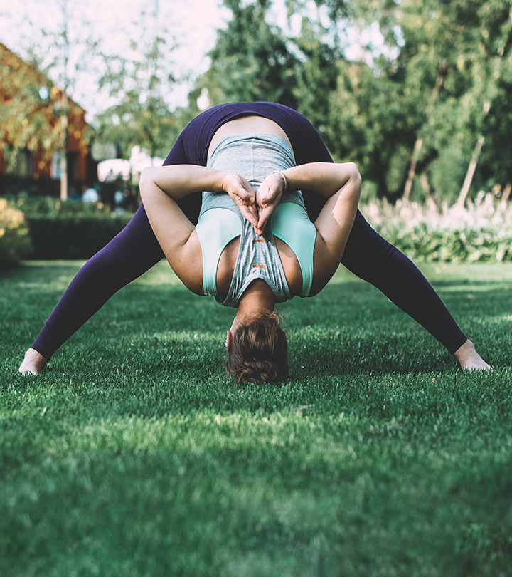 8 Amazing Yoga Asanas som vil hjelpe deg holde seg i form