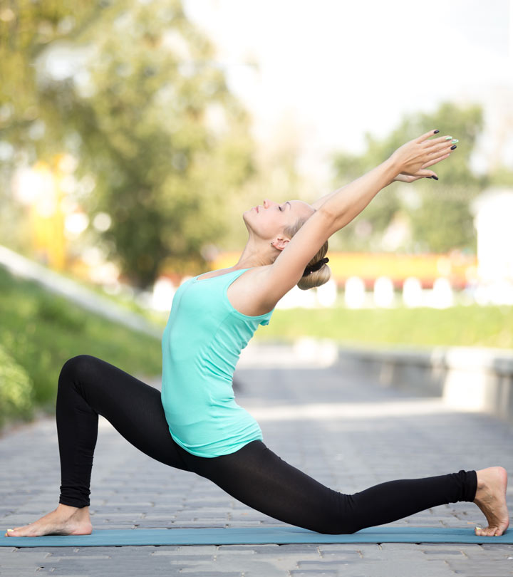7 effektive Yoga Asanas å tone Rumpe