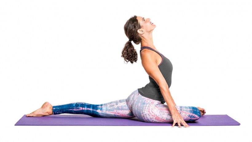 Pigeon Pose: 6 Variationer av Yoga är populärt Hip-Opening Posture