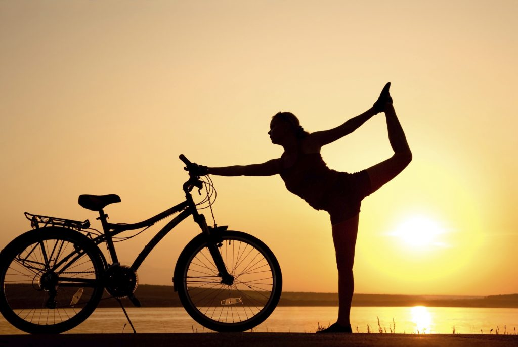 7 Yoga Essencial Poses para ciclistas