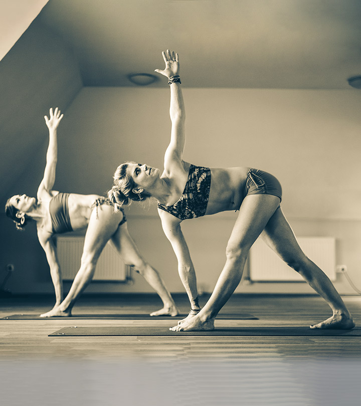 Bikram Yoga vs.  Hot Yoga