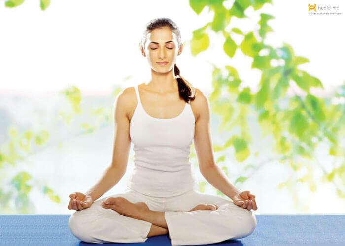Йога Управління Hypertension