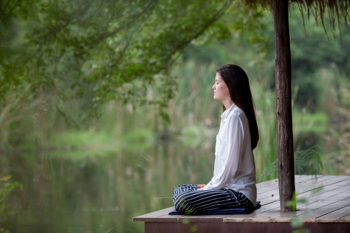 Zen meditacija ir jo naudą
