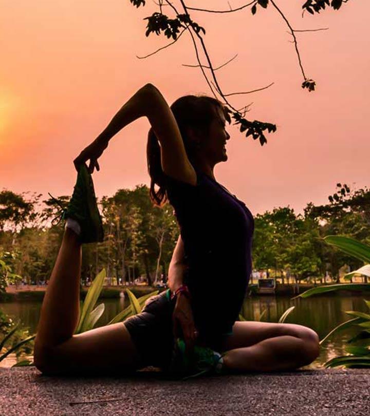7 Easy Yoga Poses som vil bidrar til å kurere Hip Pain raskt
