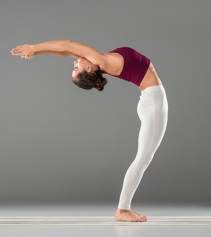 7 esercizi di yoga per lo stretching il tuo corpo