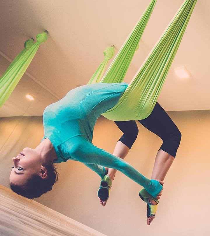 Yoga aérea - ¿Qué es y cuáles son sus beneficios?