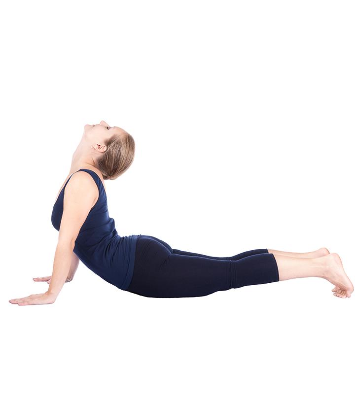 Efficace Baba Ramdev Yoga Asana per aumentare l'altezza