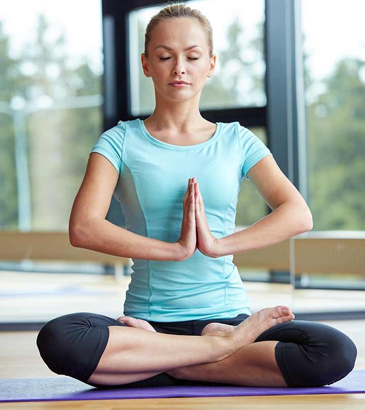 12 Ejercicios de yoga Baba Ramdev eficaz para los ojos