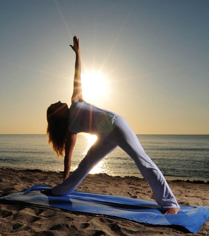 8 asanas del yoga increíbles que le ayudará a curar el tinnitus