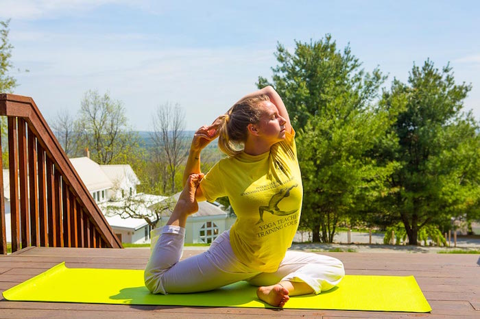Sivananda Yoga - Tous les asanas et leurs avantages