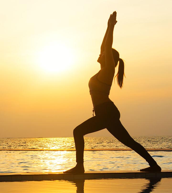Lo que es el momento adecuado para practicar yoga?