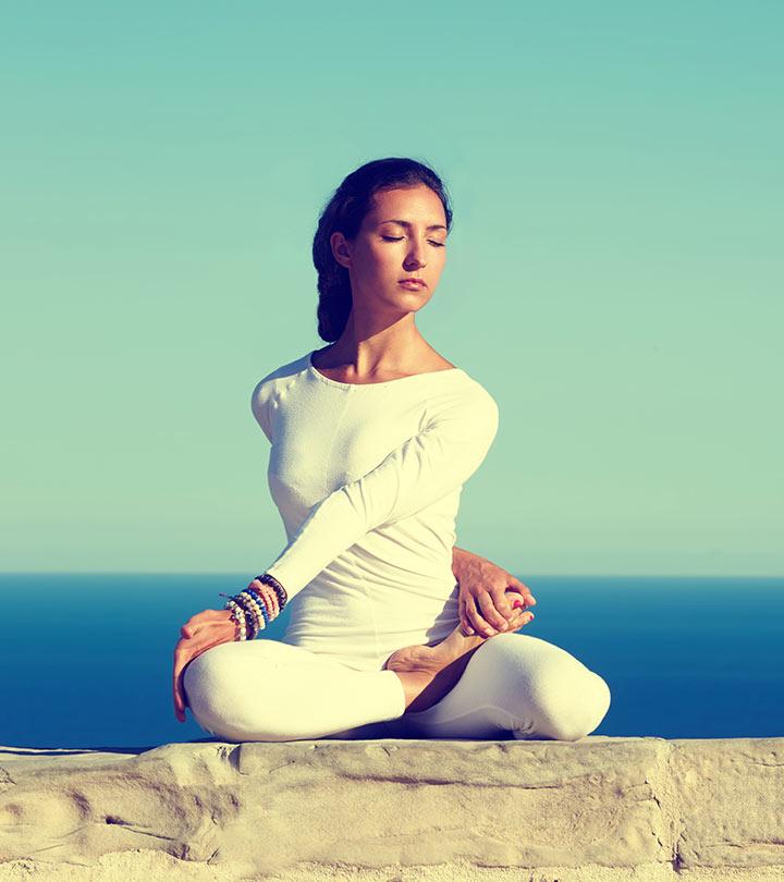 6 αποτελεσματικές ασκήσεις γιόγκα για να κερδίσει το βάρος