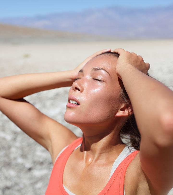 7 Yoga Poses per raffreddare