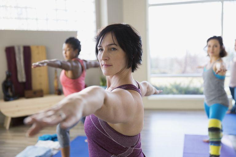 Is het de moeite waard om een keer te doen Yoga een week?