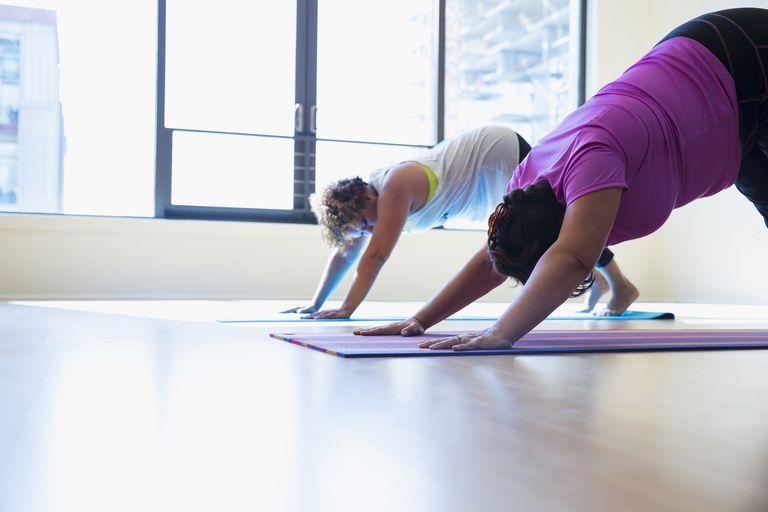 Jak jóga vám může pomoci zhubnout