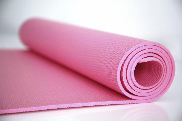 Zariadenie Guide joga pre začiatočníkov - základné a voliteľných materiálov k nákupu