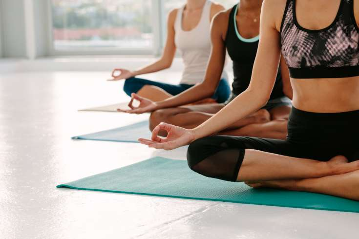 Is het de moeite waard Doet Yoga Eén keer per week?